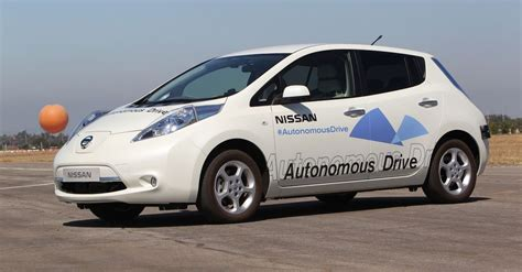 Nissan Driverless 2020 by Nissan Plans To Offer Driverless By 2020