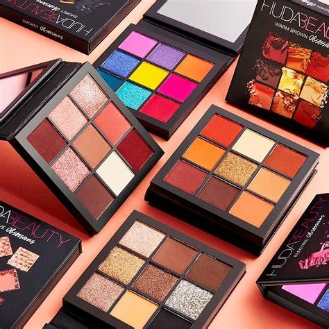 Huda Make Up Palett Dompet palette huda obsessions foto prezzo dove comprare