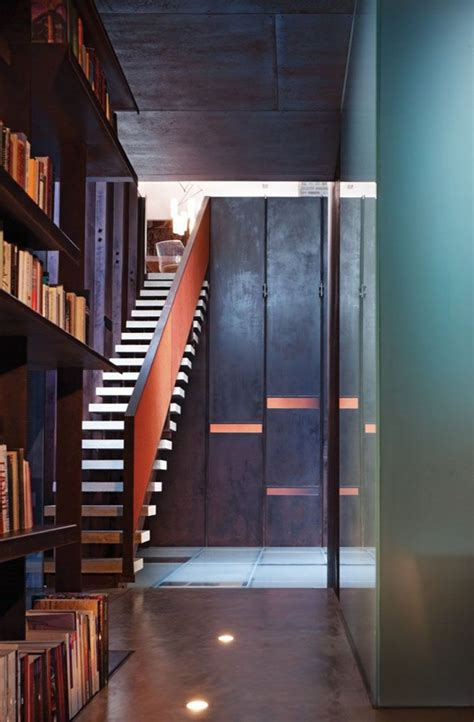 Floating Stairs Design Floating Staircase Design Homedesignboard