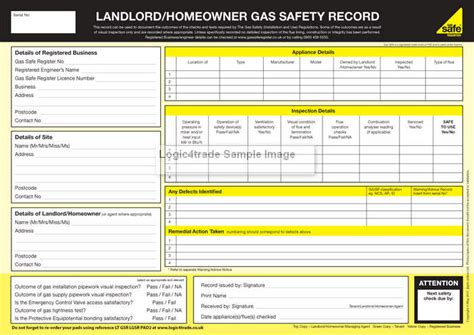 Osha Records Do Landlords Need A New Gas Safety Certificate For Every New Tenant