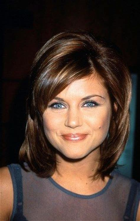 tiffani thiessen hairstyle pictures 25 best ideas about tiffany amber hair on pinterest