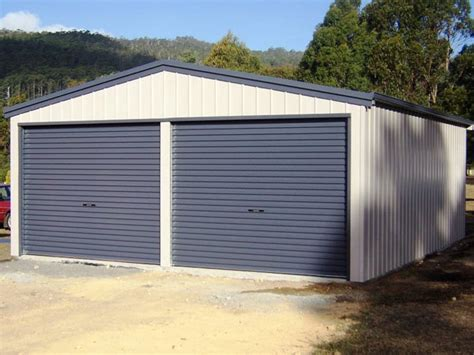 high quality single car garage sheds for sale