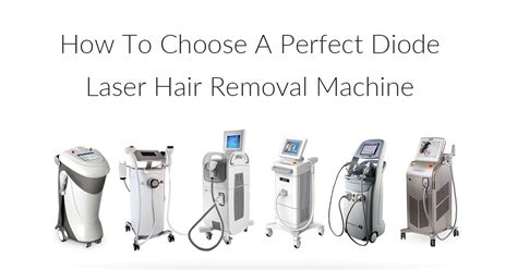 diode laser hair removal preparation epilation