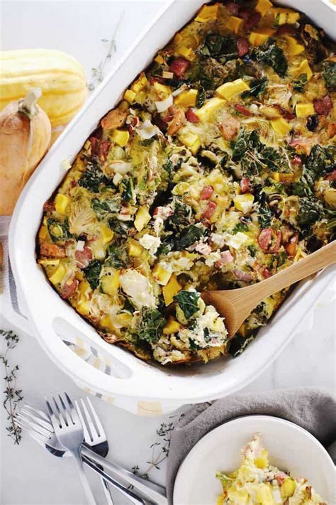 fall vegetable casserole recipes
