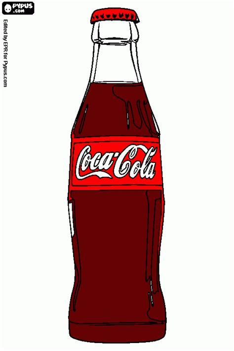 Coca 224 Colorier Imprimer Coca