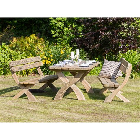 garden bench set harriet table bench set garden furniture garden seating