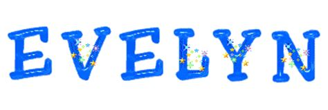 imagenes de i love you evelyn evelyn nombre gifs animados