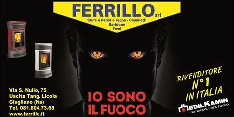 Ferrillo Camini by Ferrillo It