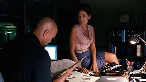 fast and furious 8 eva mendes could eva mendes return for furious 8 geektyrant