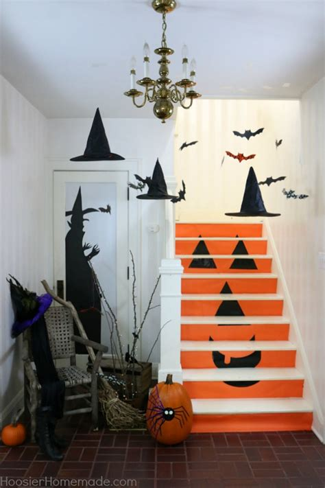 easy home halloween decorations halloween diy decorations hoosier homemade