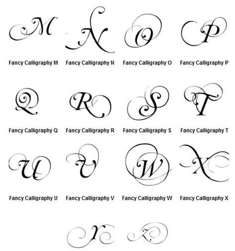 printable fonts for tattoos printing different letters graffiti letters a z fancy