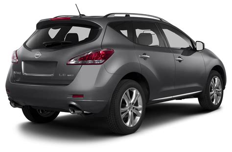 2013 Nissan Murano Price Photos Reviews Features