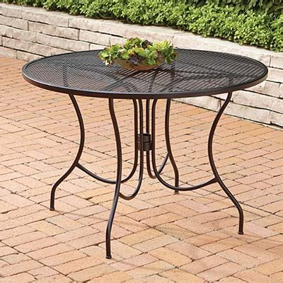 metal outdoor patio furniture metal patio furniture sets pieces the home depot