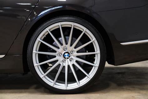 Bmw G11 Tieferlegen by Exclusive Bmw 740i G11 Auf 22 Zoll Avant Garde Wheels