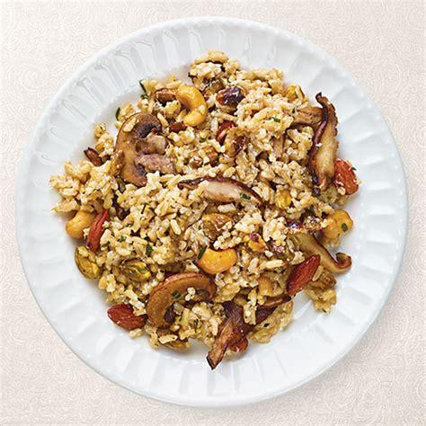 wegmans whole grain 5 rice blend brown rice quinoa with mushrooms pistachios wegmans