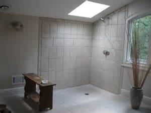 Open Shower Bathroom Step Open Shower Baths