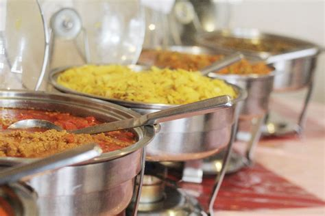 the hudsonian pakistani indian lunch buffet at shalimar