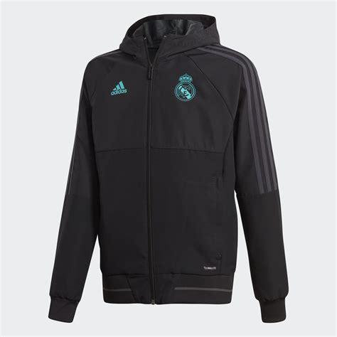 New Arrival Jaket Harakiri Real Madrid adidas real madrid presentation jacket black adidas uk