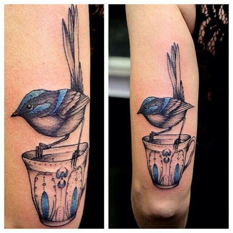 blue wren tattoo designs 202 best tattoos images on ideas