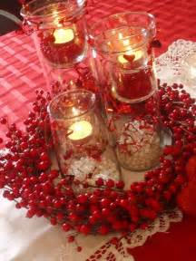 Amazing romantic table centerpiece decorating ideas for valentine s
