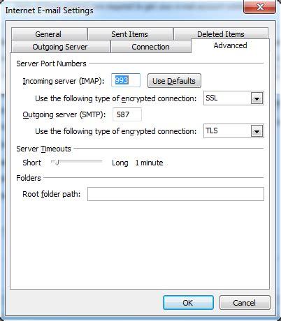 porta pop gmail setup gmail imap access in outlook 2010 marknet