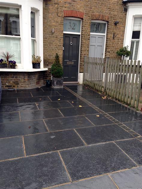 front yard stirring garden paving  ideas stunning