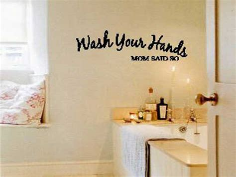 Wall Hangings For Bathroom Bathroom Wall Decor