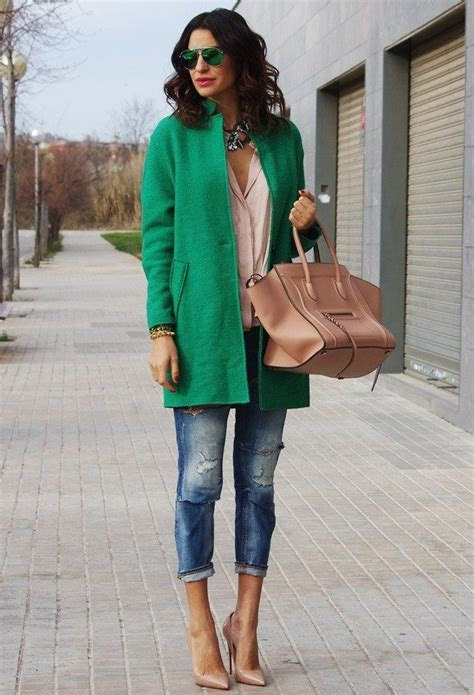 cute green outfits combinations  st patrick day