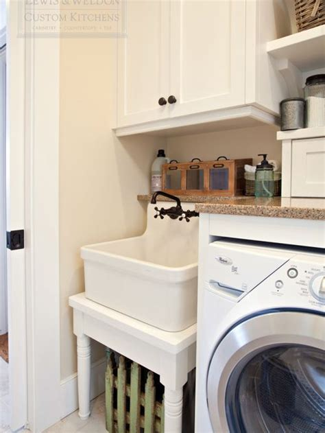 Laundry Room Sink Ideas Pictures Remodel And Decor Laundry Room Sinks