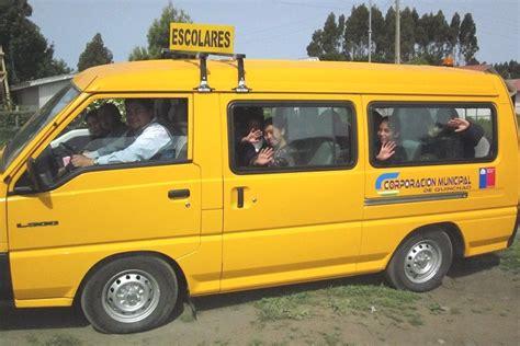 imagenes furgon escolar servicio nacional del consumidor 191 en qu 233 fijarse al