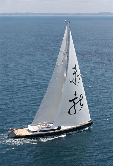 yacht boat red yacht red dragon alloy yachts charterworld luxury