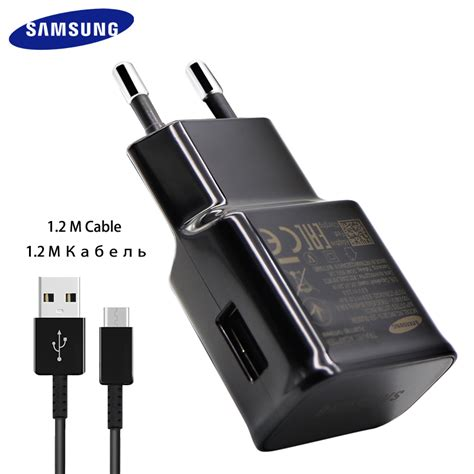 Charger Samsung Galaxy S8 S8 S8 Plus Fast Charging Type C Original 100 original samsung galaxy s8 s8 plus fast charger type c adaptive charger eu us ku note