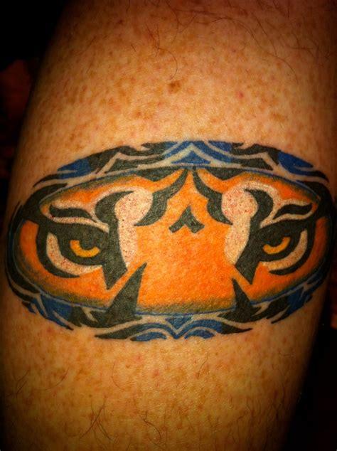 auburn tattoo auburn tiger auburn