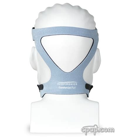 cpap full face masks most comfortable cpap com comfortgel blue full face cpap mask with headgear