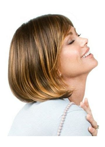 Wig Hair Extension Strike Highlight Hair bob wig with highlight bob wigs for white wig and bobs