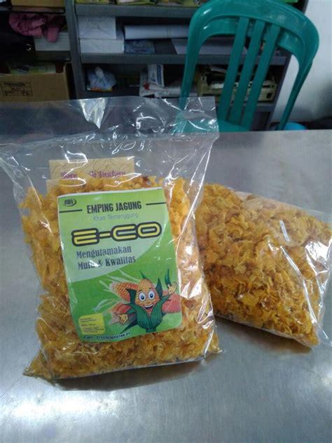 jual emping jagung mentah    lapak umart umart