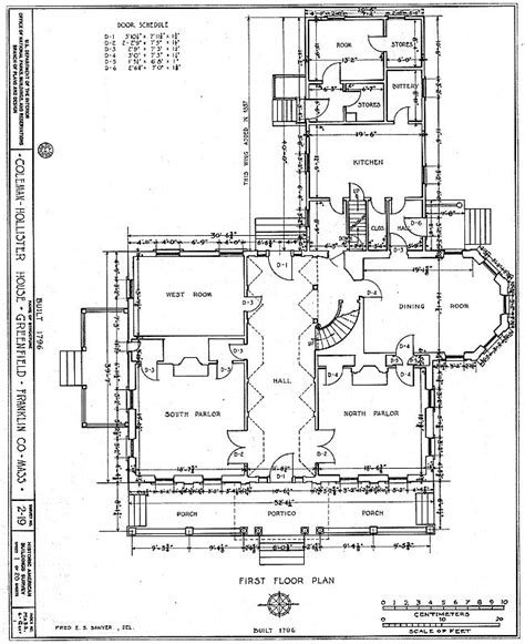 georgian architecture floor plans georgian historic house floor plan scenic design pinterest