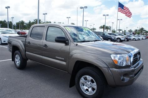 Small Toyota Trucks Make The Most Of Football Season In Our Orlando Used Cars