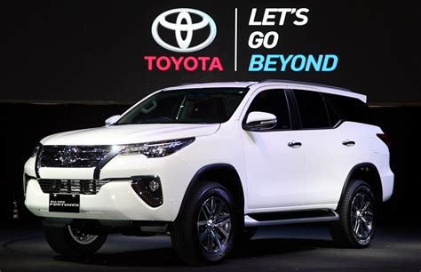 Downpipe All New Fortuner Innova Original Toyota all new toyota fortuner 2016 html autos post