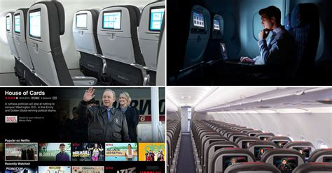 american airlines wifi netflix american airlines wifi netflix the future of seatback ife