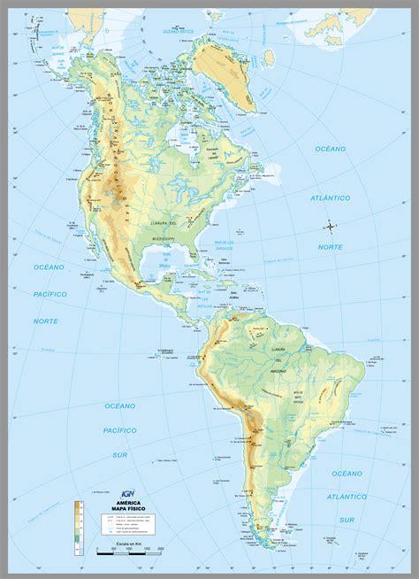 mapa politico de america imagenes mapa politico de america con referencias arabcooking me