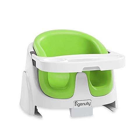 ingenuity baby base 2 in 1 booster seat ingenuity baby base 2 in 1 booster seat in lime bed