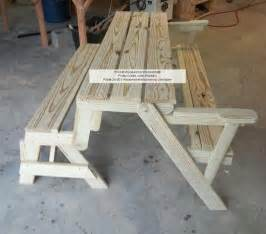 How To Make A Folding Picnic Table Bench by Woodworkersworkshop 174 Customer Photo Gallery Folding Picnic Table And Bench
