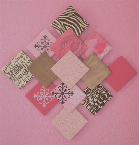 Scrapbook Paper Crafts - the home paper craft ideas for room