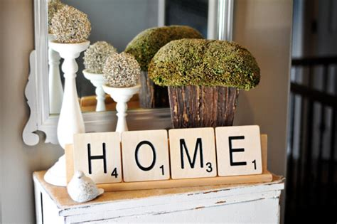 Scrabble Home Decor | large scrabble tiles free shipping