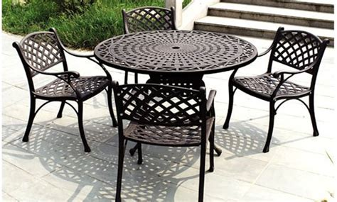 Metal Patio Furniture Outdoor Chair And Furniture Garden Furniture Patio