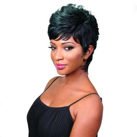 short haircuts for black women 2018 short haircuts for black women 57 pixie short black