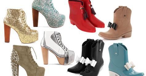 Paling Laris Sepatu Wanita Wedges Boots Sk01 foto model sepatu boots wanita korea lagi trend