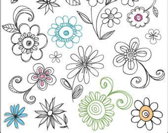 woodware doodle a flower the world s catalogue of ideas