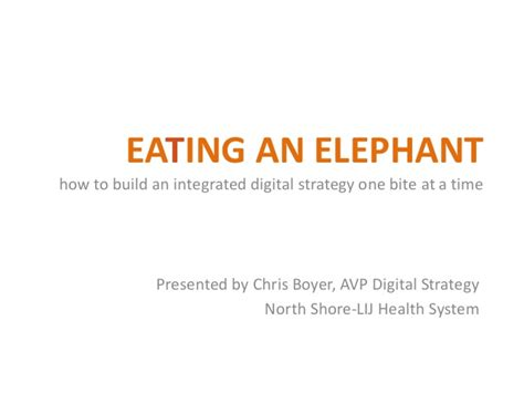 one bite at a time everyday meal plans for fighting cancer disease ibs obesity and other ailments books an elephant how to build an integrated digital